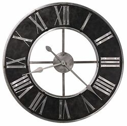 HOWARD MILLER -625-573 32 GALLERY STYLE CONTEMP. WALL CLOCK 625573- DEARBORN