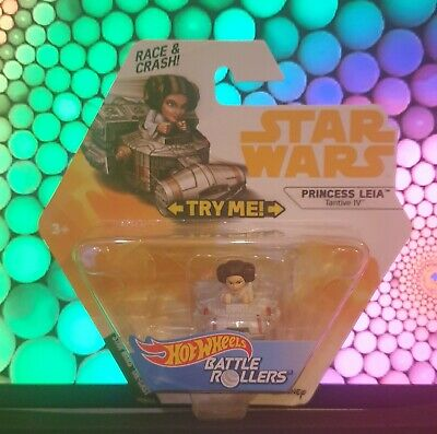 Hot Wheels - Star Wars - Battle Rollers - Princess Leia - Tantive IV