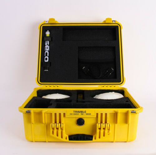 Trimble Dual SPS881 GPS/GNSS Receiver Kit