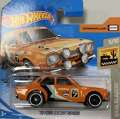2020 Hot Wheels Ford Escort RS1600 Brand NEW