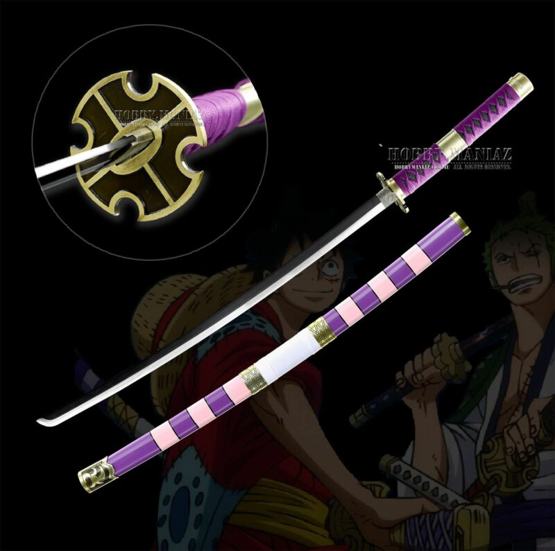 One Piece Luffy's  Nidai Kitetsu Sword