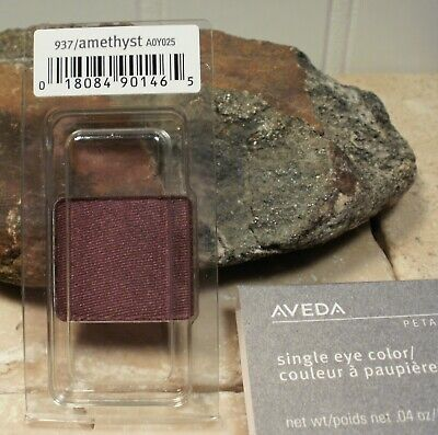Aveda Eye Color Eye Shadow Single AMETHYST 937Dark Purple Re