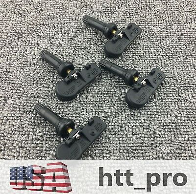 Set of 4 pcs OEM TPMS Sensor-Tire Pressure Monitoring for Chevy GMC 13586335 -