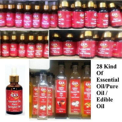 Premium Essential Oil | Pure Oil | Edible Oil By GKS GOLD in Best (Best Gold Oils)