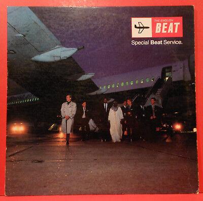 English Beat Special Beat Service Lp 1982 Original Press Great Cond  Vg   Vg   A