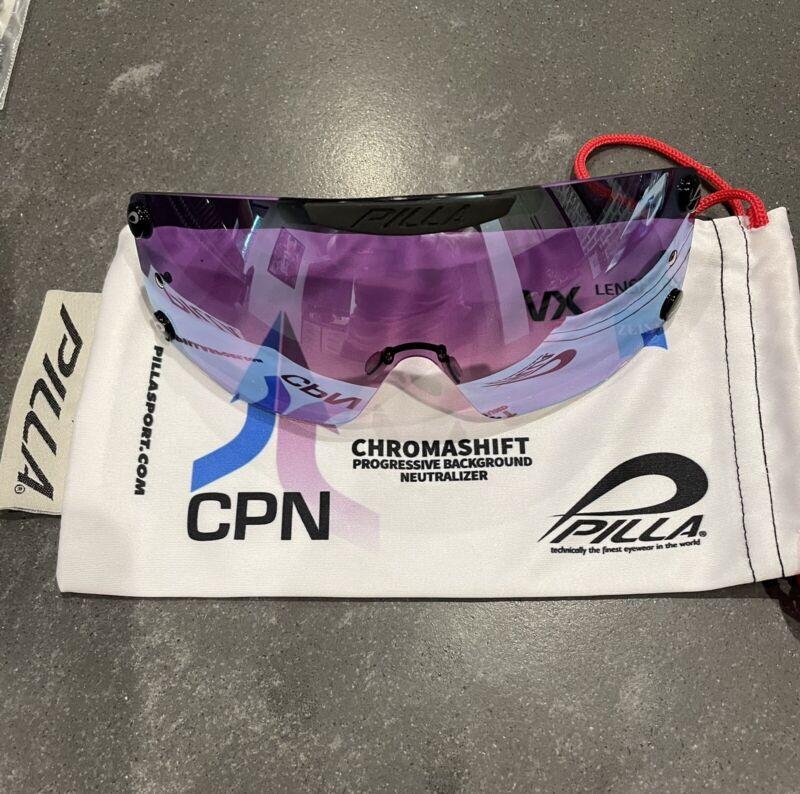Pilla X6 Outlaw CPN Lenses Perfect Condition