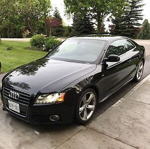2011 Audi A5 S Line. Trade 2011 Ford Edge Limited