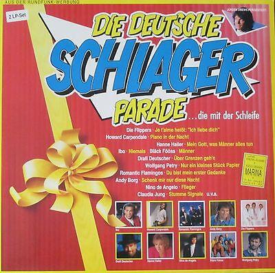 Die Deutsche Schlagerparade - Die mit der Schleife (2 EMI Vinyl-LP Germany 1989)