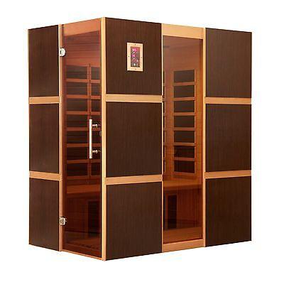 Infrared saunas kamisco - Sauna premium madrid opiniones ...