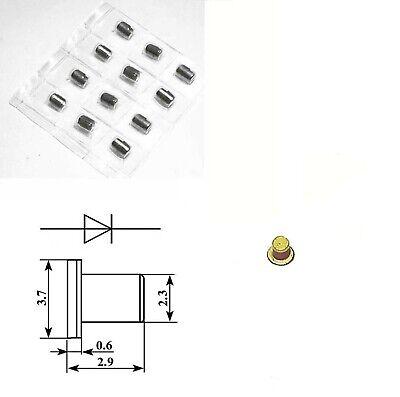 2 Pcs Schottky Varactor Gaas Diode 3a610b 1.8-2.7pf 30ghz Ussr