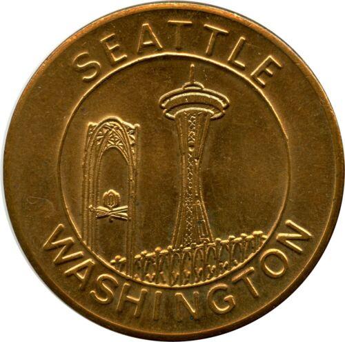 1969 Seattle, Washington WA 95th Imperial Shrine Session Coin Token