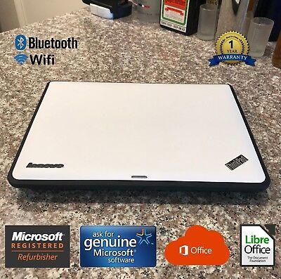 Fast Lenovo Thinkpad Laptop 4GB Ram 160HDD ATI Radeon HDMI Webcam Bluetooth Wifi