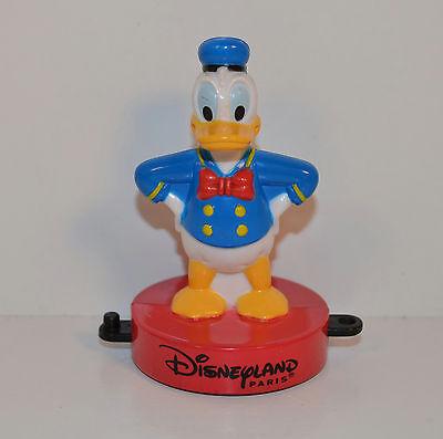 "RARE FOREIGN 1999 Donald Duck 3.25"" McDonald's PVC Action Figure Disney"