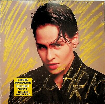 Christine and the Queens - Chris 2-LP (NEW SEALED Vinyl EU 2018) + POSTER & CD