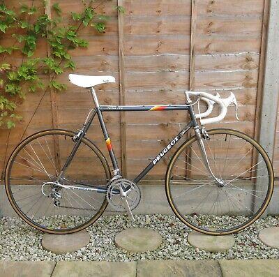 Peugeot Perthus Pro Road Bike, Reynolds 753, 1988 - 56cm ***IMMACULATE***