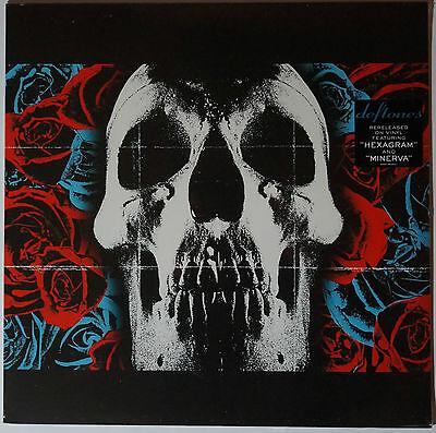 Deftones - s/t LP limited vinyl NEU/SEALED