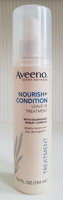 Aveeno Active Naturals Nourish + Condition Leave-In Treatment 5.2