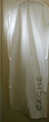"Plastic Dress Storage Hanging Bag 23""x 60"" Garment Protectiv"