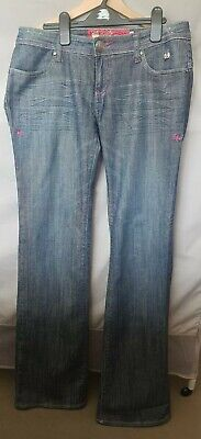 Womens Apple Bottom Jeans Size US 7/8 (UK 12)