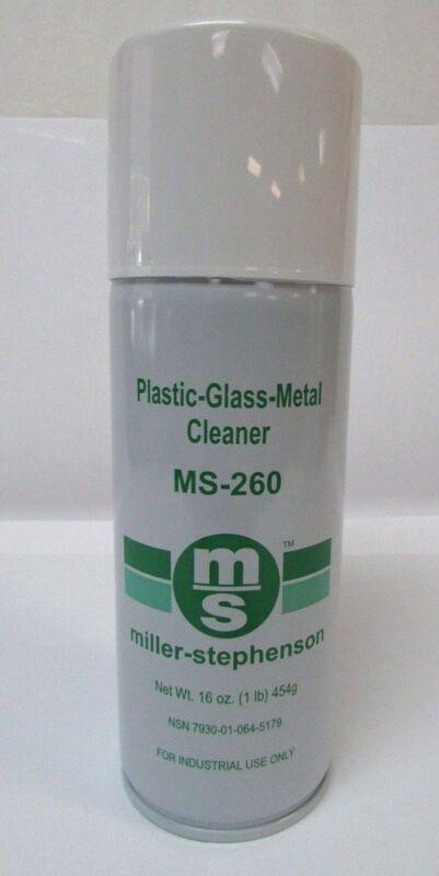 Miller Stephenson MS-260 SafeZone Glass Plastic & Metal Cleaner Industrial NEW!!
