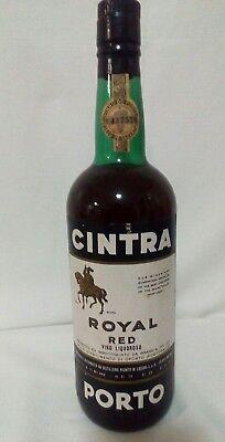Cintra Royal Red vino collezione Porto OPORTO Portogallo import Solaro bottiglia