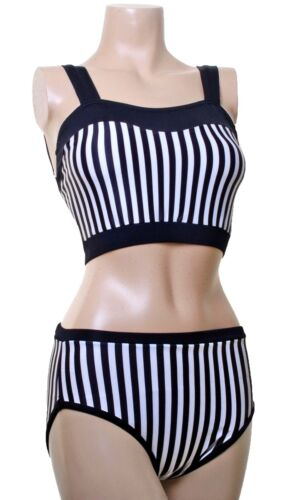 Pole Dance POLE DYNAMIX Top with straps&Nix PinStripe
