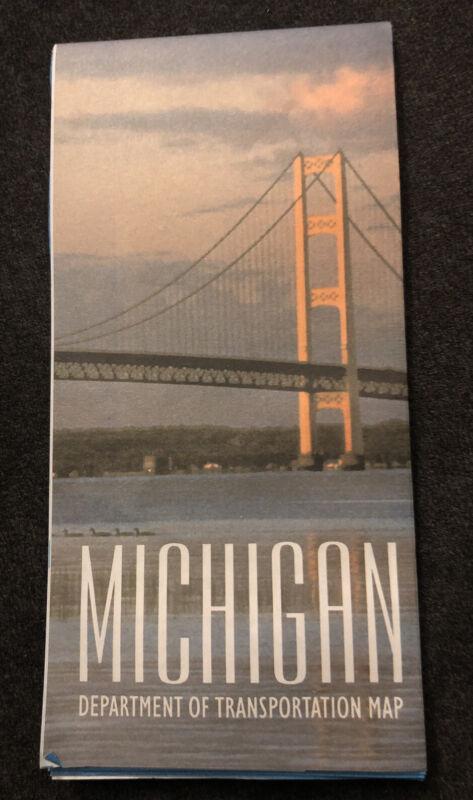 Michigan Department Of Transportation Map 1997