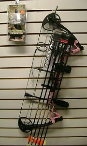 Diamond-Infinite-Edge-compound-bow-5-70-13-30-draw-PINK-free-arrows