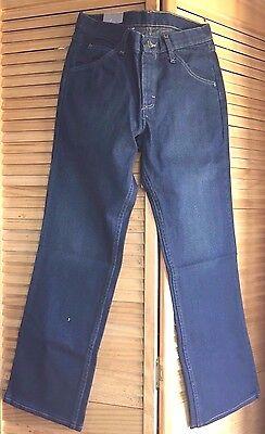 Bulwark Flame Resistant Straight Fit Denim Jean Sanded Women 10 X 34 Pejwsd