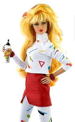 INTEGRITY TOYS JEM & THE HOLOGRAMS MISFITS GRAPHIX DOLL
