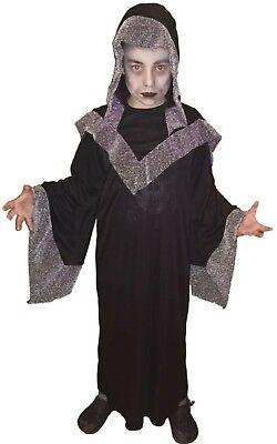 Kinderfaschingskostüm Hexenmeister Gr. 140/152 Halloween Fasching Jungen Kostüm