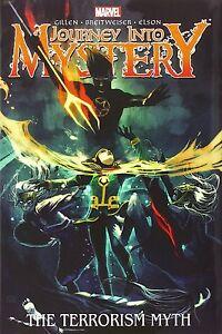 Journey into Mystery vol. 3 The Terrorism Myth Gillen Thor Marvel 632-636 - Italia - Journey into Mystery vol. 3 The Terrorism Myth Gillen Thor Marvel 632-636 - Italia