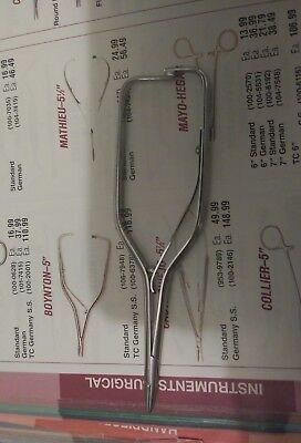Hu-friedy Boynton 5 Locking Needle Holder 30 Day Warranty