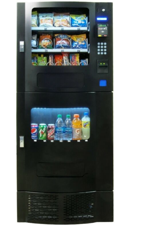 Combo Vending Machine Snack/Soda