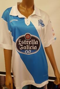 Deportivo La Coruna Football Shirts - Buy at UKSoccershop