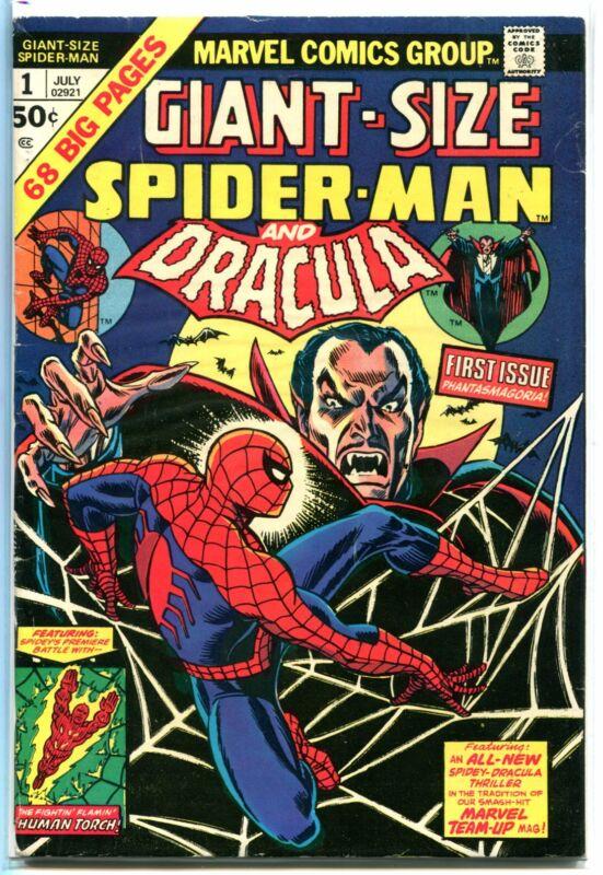 GIANT-SIZE SPIDER-MAN #1