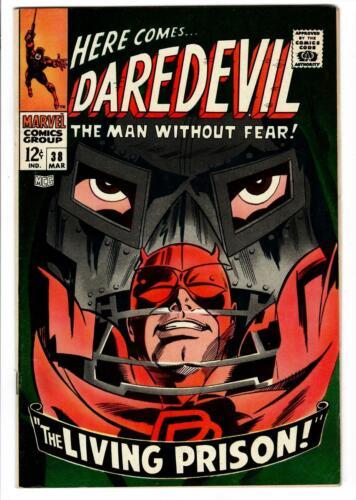 Daredevil #38 Very Fine