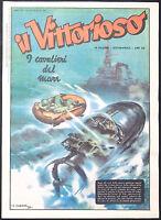 Il Vittorioso Anno Xv - N. 14 1951 - I Cavalieri Del Mare - -  - ebay.it