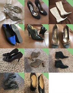 Designer Shoes in Great Condition ~ My Virtual Garage Sale