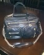 DKNY Beautiful Leather Black Handbag Werribee Wyndham Area Preview