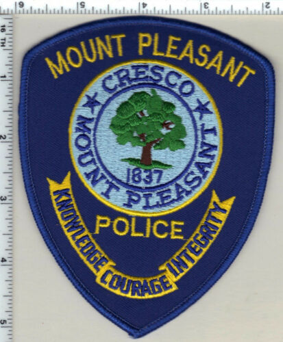 Mount Pleasant Police (South Carolina) Shoulder Patch new from the 1980