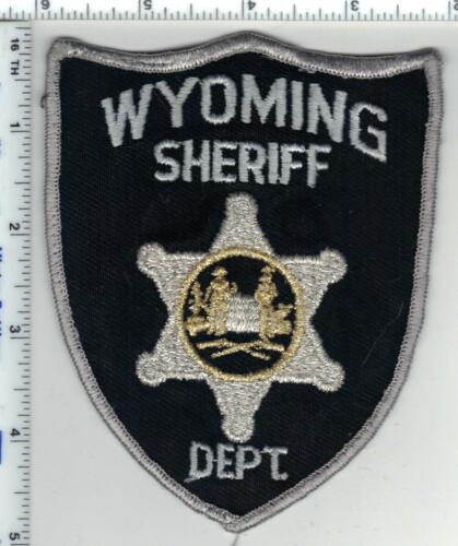 Wyoming Sheriff