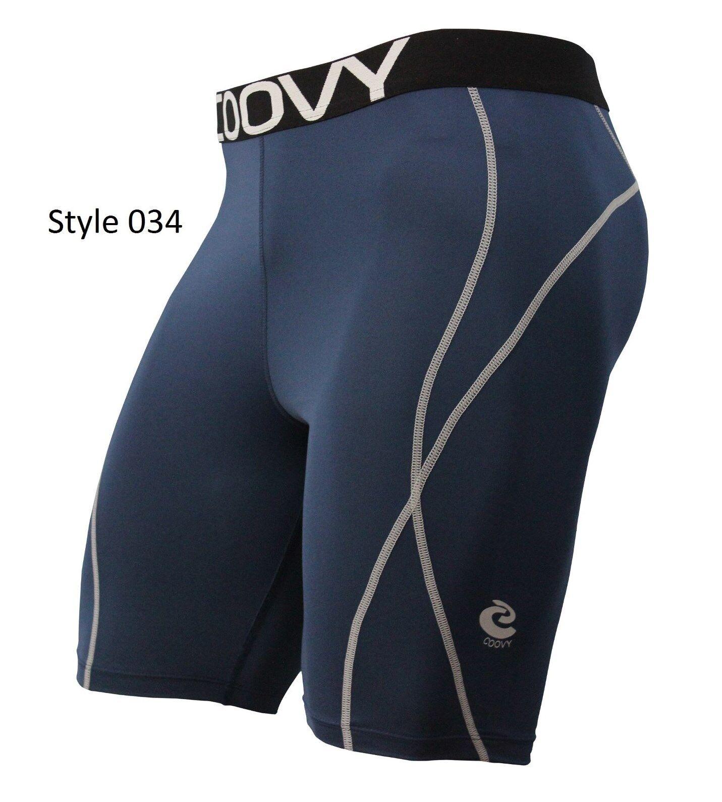 034 Navy Short