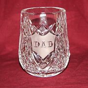 Waterford Crystal Mug