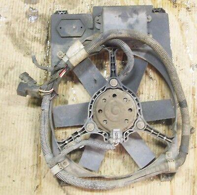 FIAT DUCATO CITROEN RELAY PEUGEOT BOXER 1996- 06 RADIATOR FAN