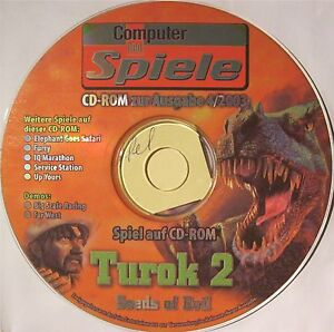 TUROK 2 - Seeds of Evil Vollversion für PC