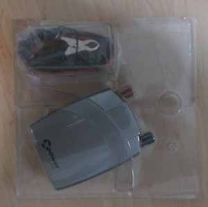 Xpower DC to AC power inverter