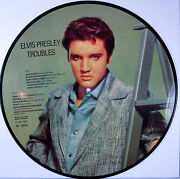 Elvis Presley Picture Disc