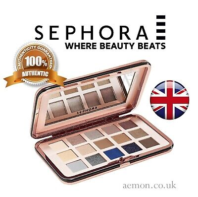 SEPHORA Collection Once Upon A Look - Eyeshadow Palette 15 eye shadows ORIGINAL