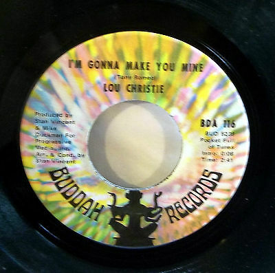 Lou Christie I'm Gonna Make You Mine/I'm Gonna Get Married [new w/ mfg sleeve ]